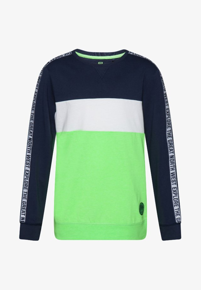 JONGENS  - Long sleeved top - bright green