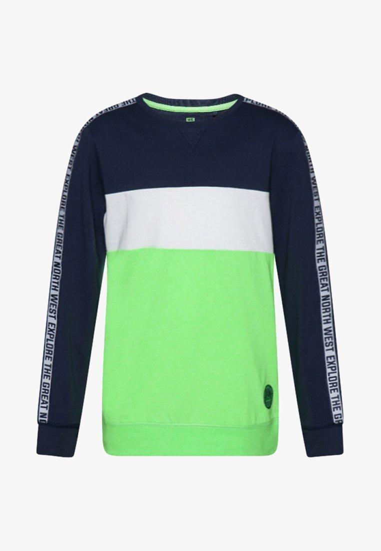 WE Fashion - JONGENS  - Long sleeved top - bright green
