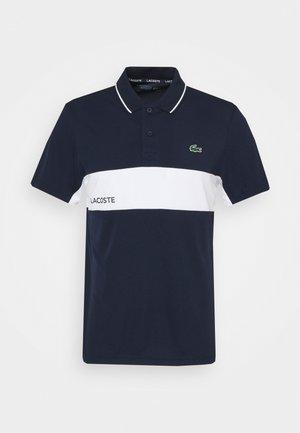 TENNIS  - T-shirt de sport - navy blue/white