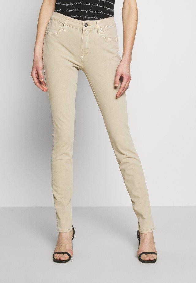 Jeans Skinny Fit - tannen