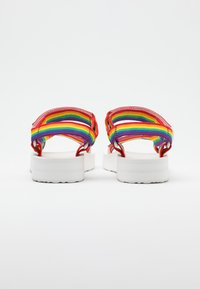 Teva - MIDFORM UNIVERSAL - Chodecké sandály - rainbow/white - 2