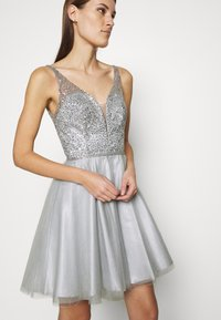 Swing - Cocktail dress / Party dress - silver gray - 3
