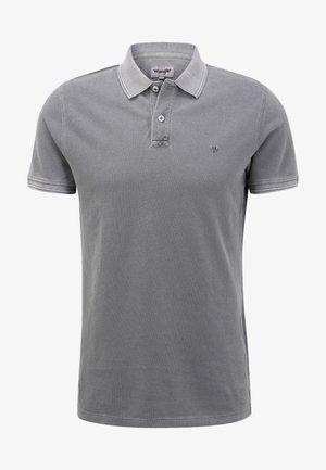 OVERDYE  - Poloshirt - faded black