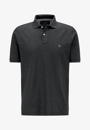SUPIMA  - Polo shirt - black
