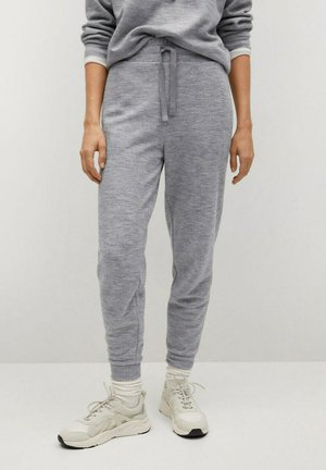 MAXIME8 - Pantalon de survêtement - light heather grey
