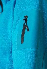 CMP - Fleece jacket - danubio/antracite - 5