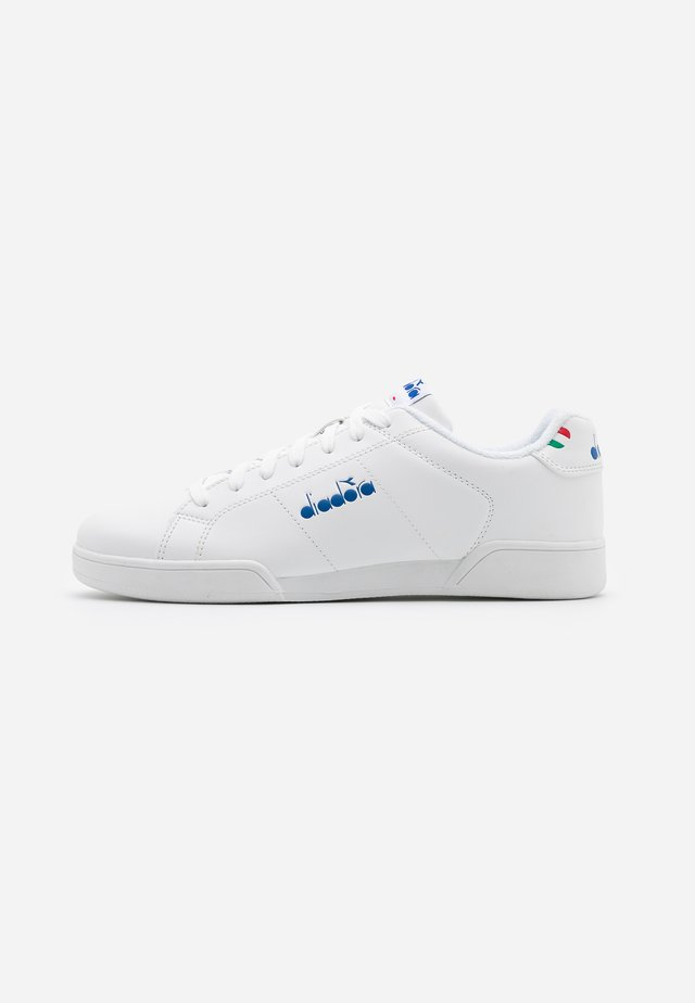 IMPULSE I - Zapatillas - white/blue cobalt