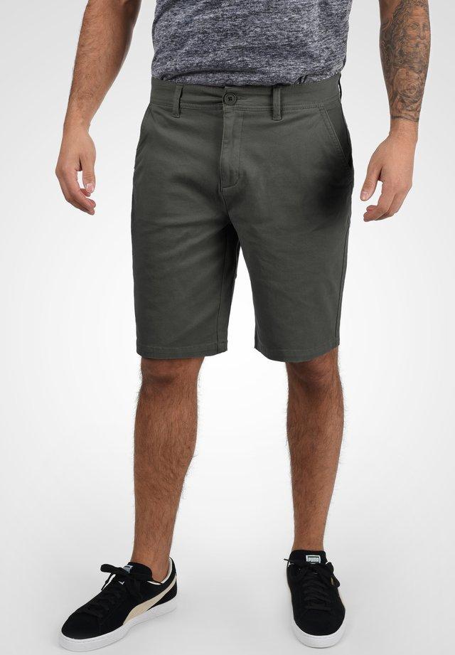 LOMEGO - Shorts - dark grey