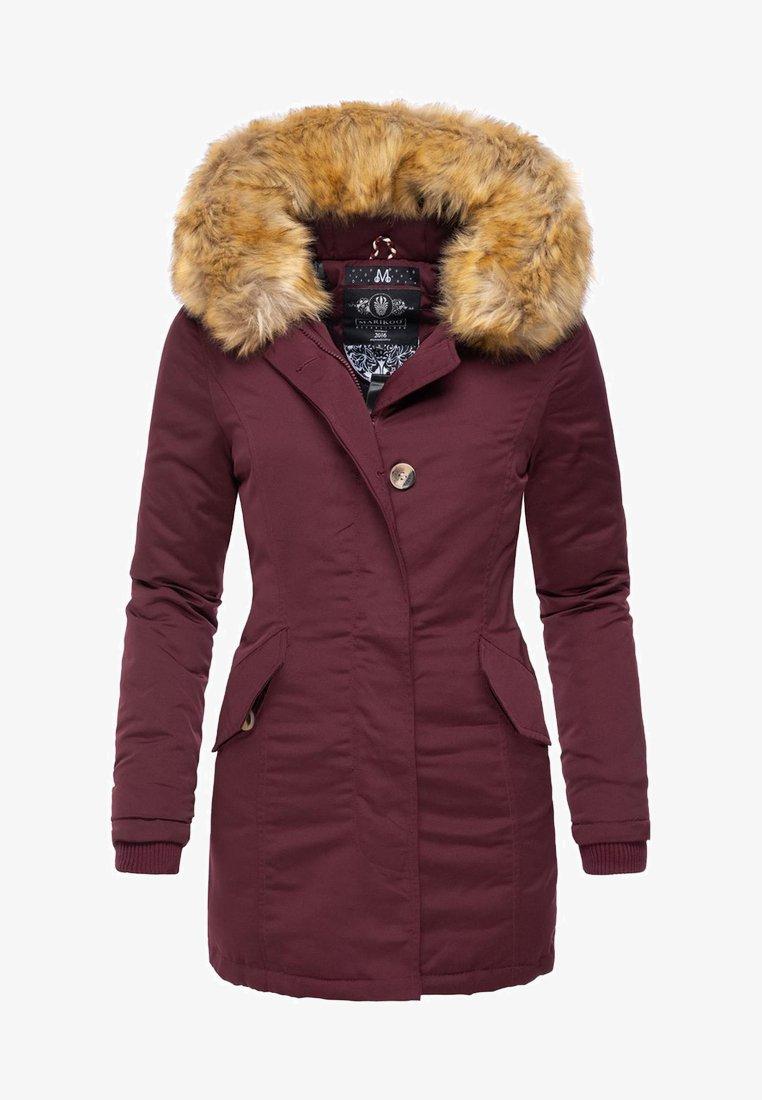 Marikoo - KARMAA - Winter coat - red