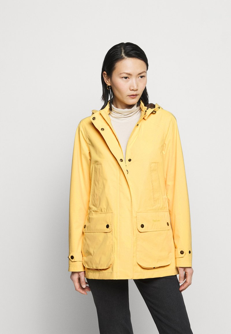 Barbour - CLYDE JACKET - Light jacket - dandelion