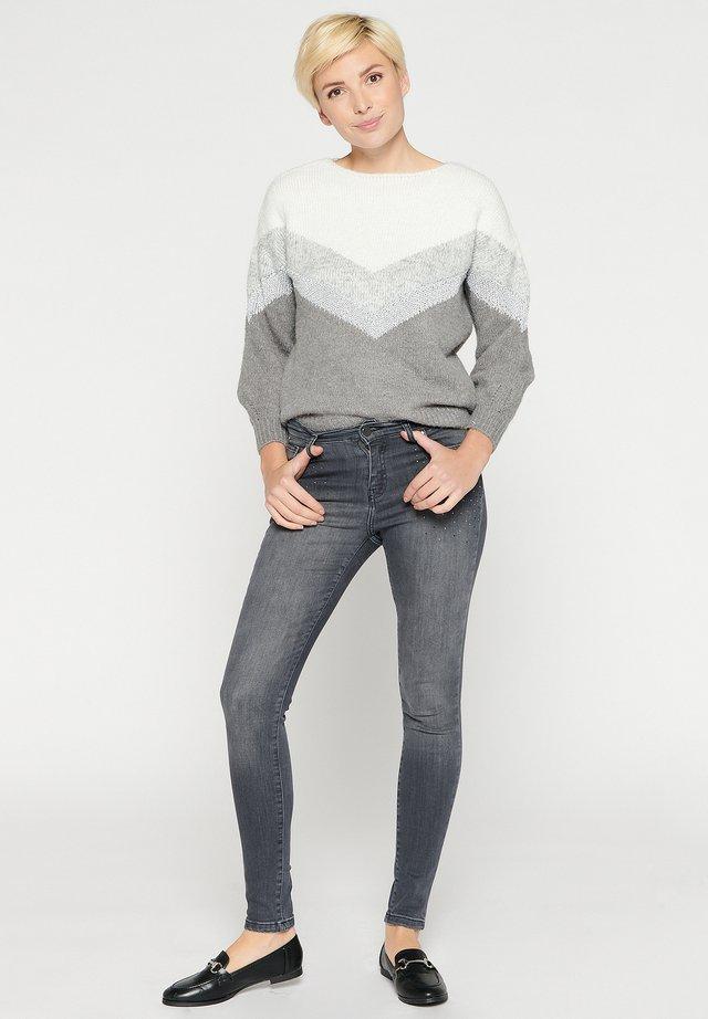 Jeans Skinny Fit - dnm - med grey