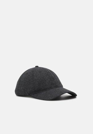ARIBO UNISEX - Cap - dark grey melange