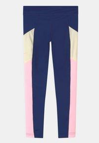 Nike Performance - TROPHY - Legging - blue void/arctic punch/coconut milk - 1