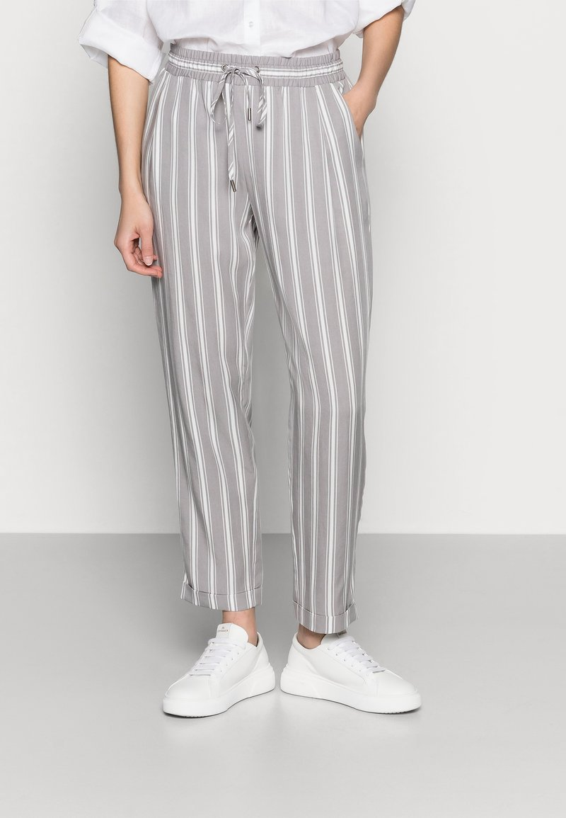 More & More - TROUSER - Trousers - new grey