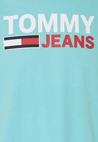 Tommy Jeans - CORP LOGO TEE - T-shirt con stampa - blue - 2