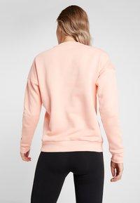 adidas Performance - CREW - Sweatshirt - glow pink - 2