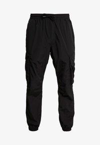 YOURTURN - Cargo trousers - black - 4