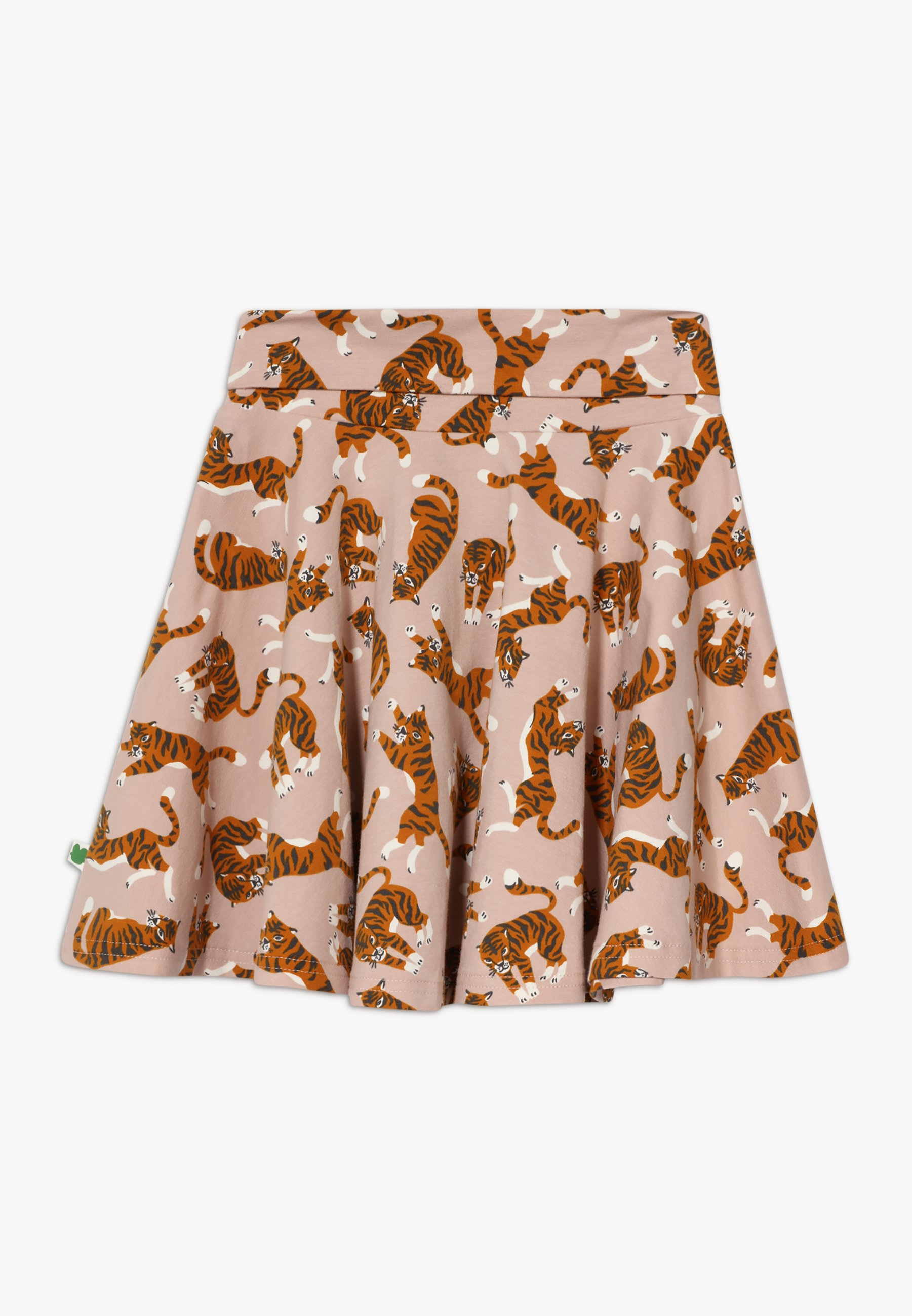 Fred's World By Green Cotton Tiger Skirt - A-line Skjørt Rose
