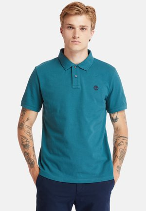 MILLERS RIVER - Polo shirt - atlantic deep