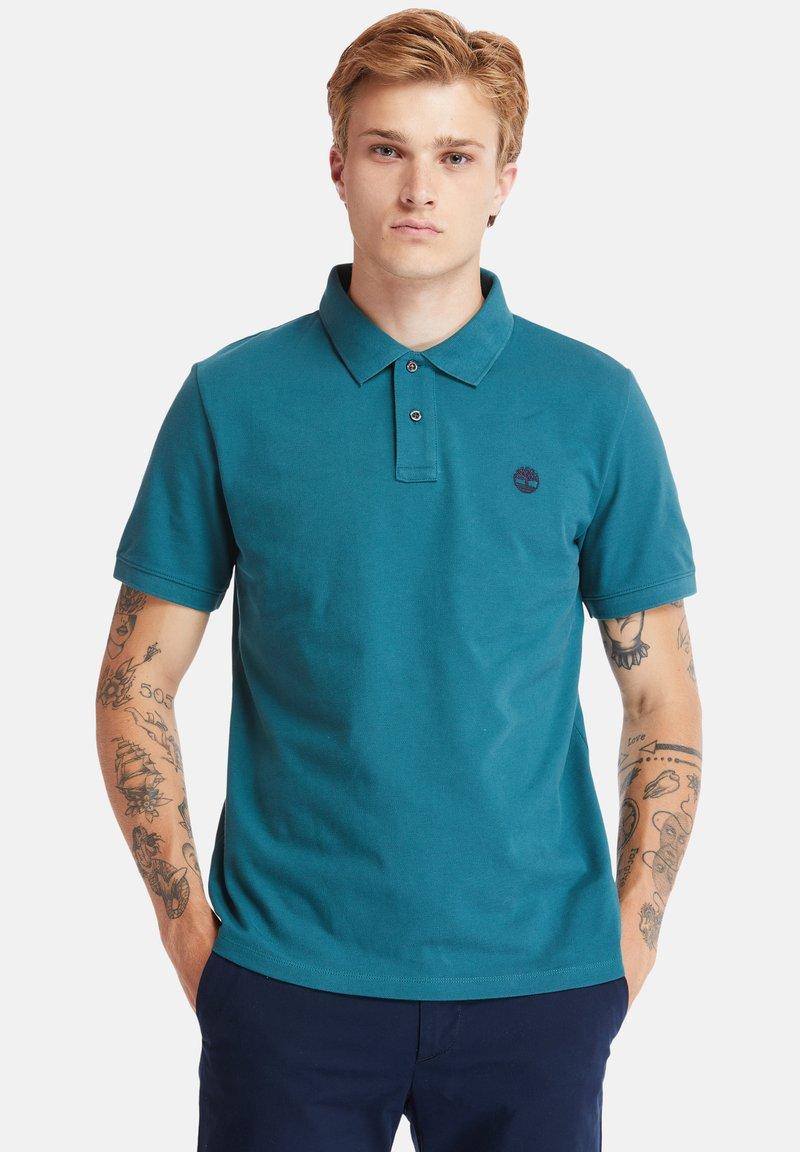 Timberland - MILLERS RIVER - Polo shirt - atlantic deep
