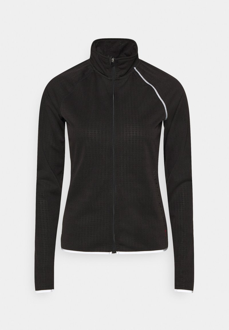 ONLY Play - ONPPERFORMANCE RUN BRUSHED ZIP - Sports jacket - black