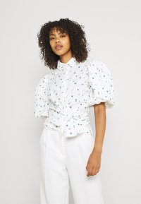 Envii - ENLEILANI SHIRT - Button-down blouse - white - 0