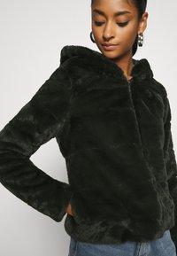 ONLY - ONLCHRIS HOODED JACKET - Winter jacket - rosin - 5