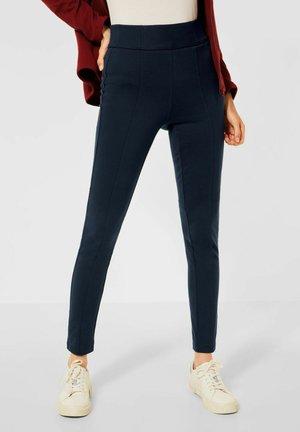 SLIM FIT IN INCH - Leggings - Trousers - blau