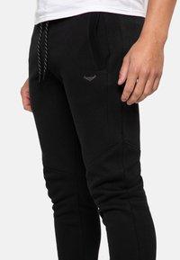Threadbare - NATHAN - Pantalones deportivos - black - 3