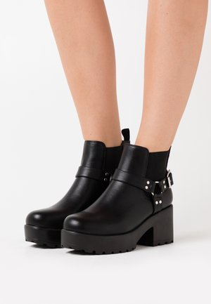 VEGAN AXEL - Ankelboots - black