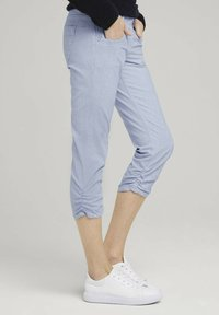 TOM TAILOR - Trousers - thin stripe pants - 3