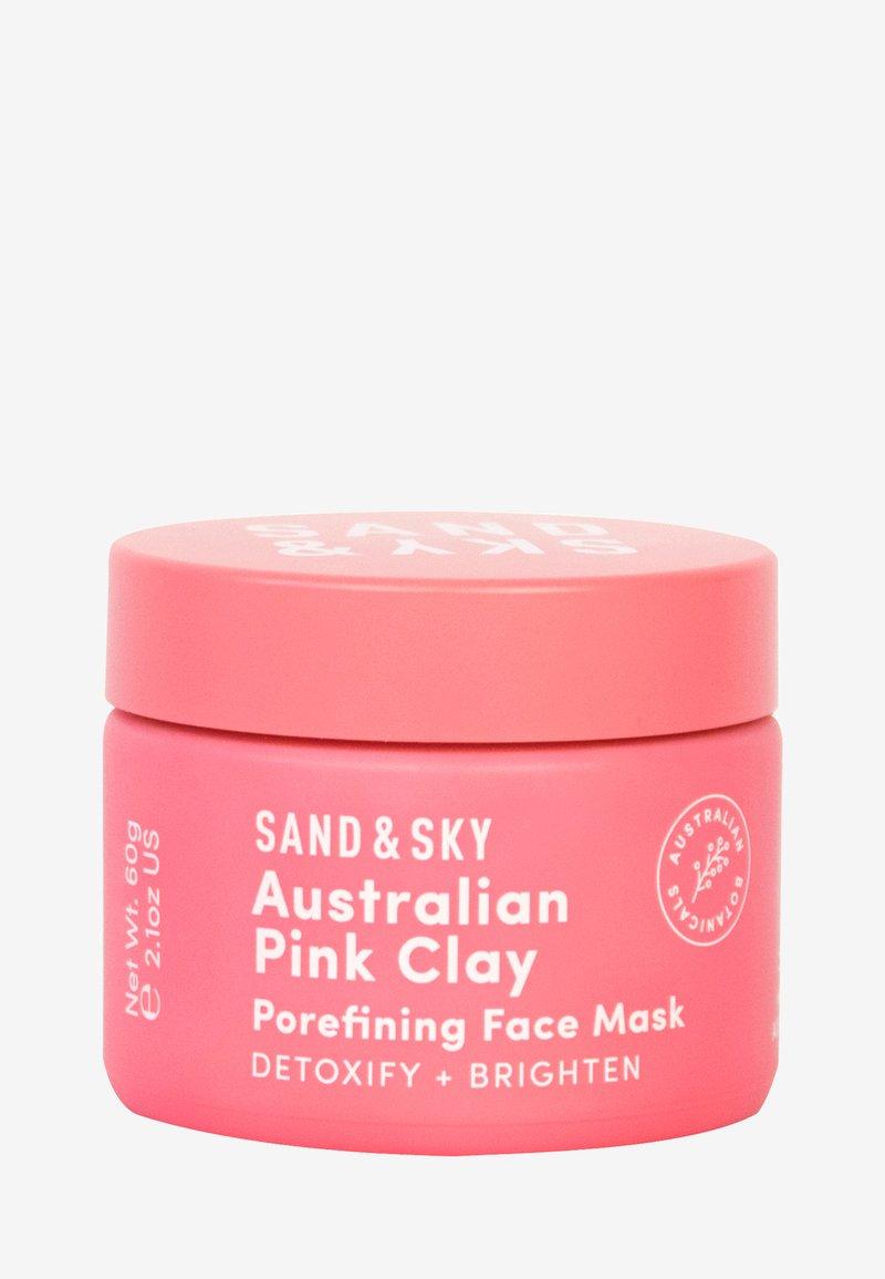 Sand&Sky - AUSTRALIAN PINK CLAY POREFINING FACE MASK 60G - Masker - -