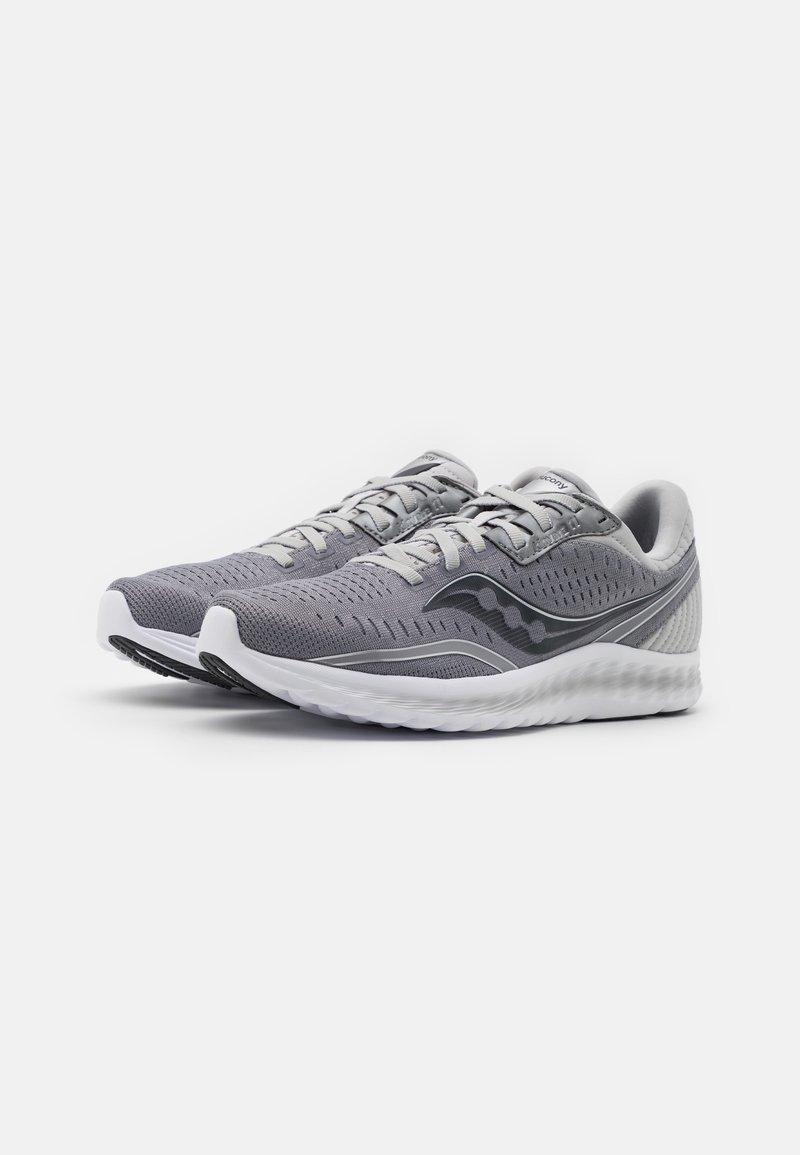 imprenditore La nostra azienda sostanze chimiche  Saucony KINVARA 11 - Neutral running shoes - alloy/charcoal/light grey -  Zalando.co.uk