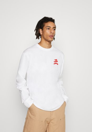 YOTO ZEN TEE - Long sleeved top - white