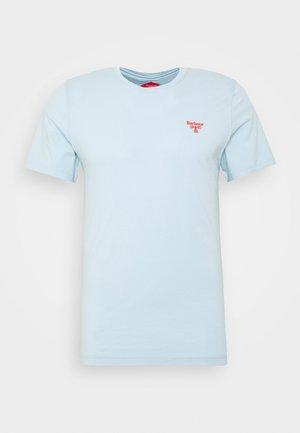 SMALL LOGO TEE - Basic T-shirt - pale sky