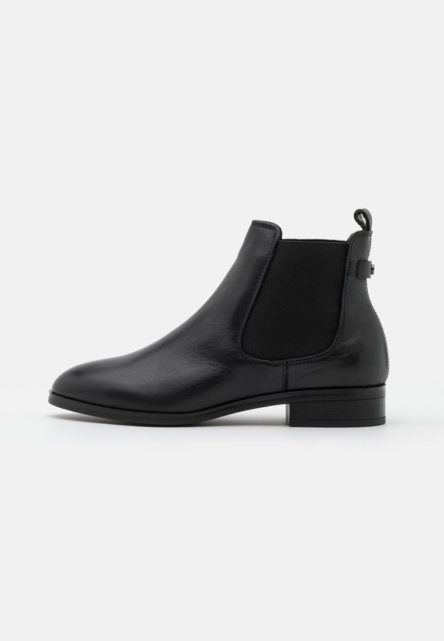FIGORIA - Kotníkové boty - black