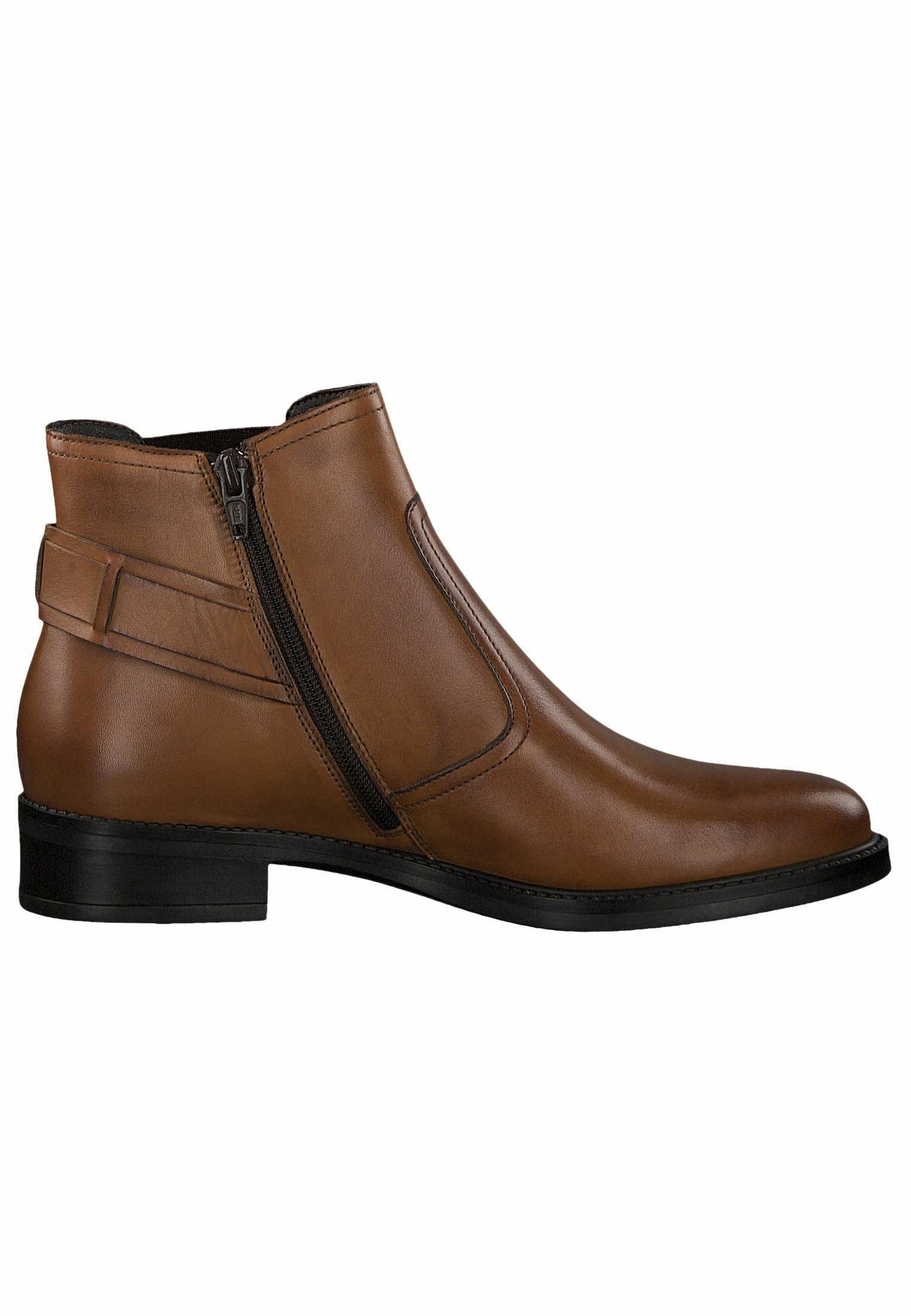 2020 Cool Sale Women's Shoes Tamaris Classic ankle boots nut yodFjS0kE rDGIK271n