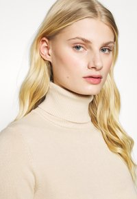 Saint Tropez - ROLL NECK - Jumper - creme - 4