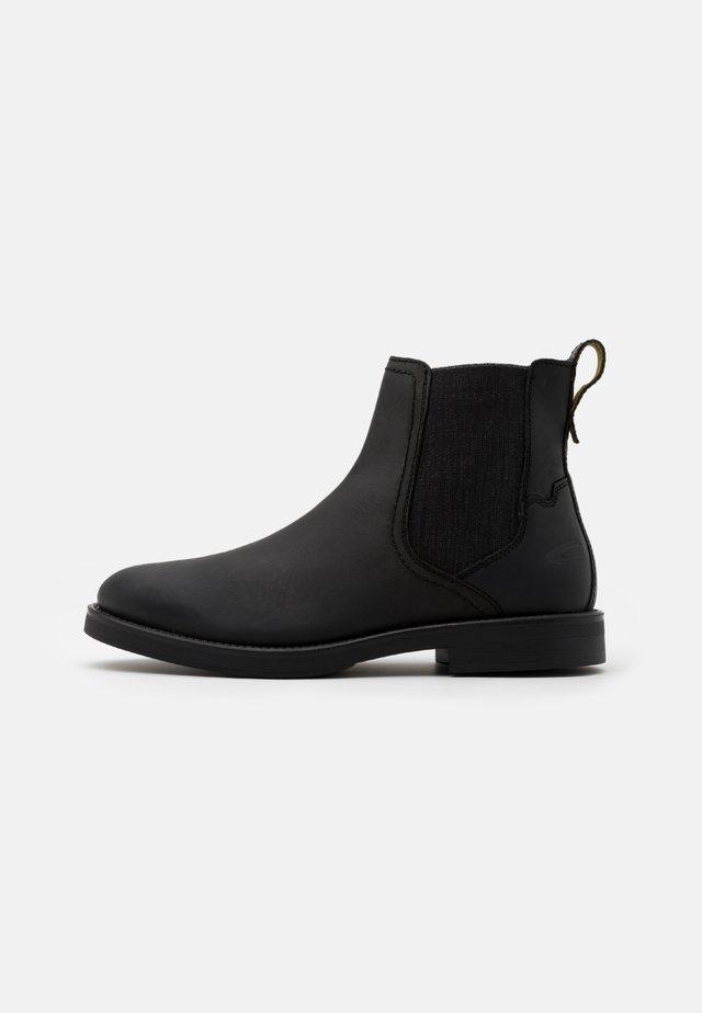 ABBOTT - Kotníkové boty - black