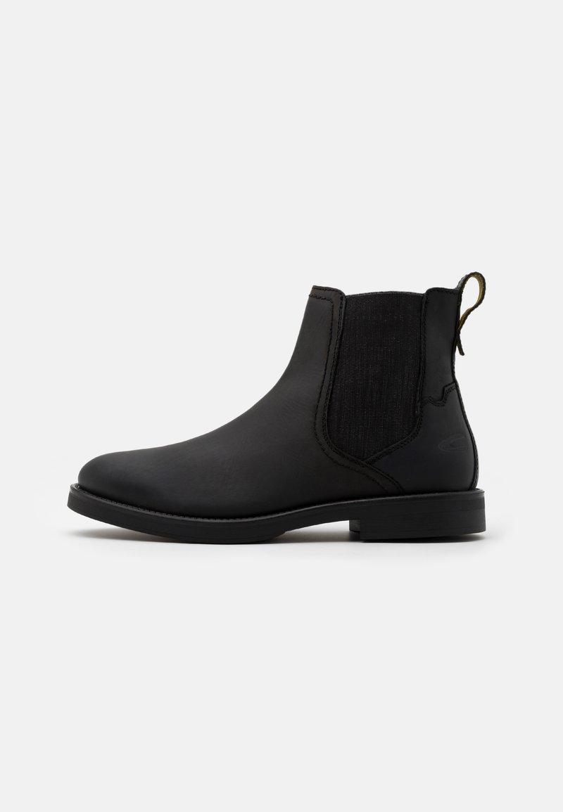 camel active - ABBOTT - Kotníkové boty - black