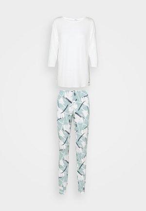 ALIAHNA - Pyjamas - teal green
