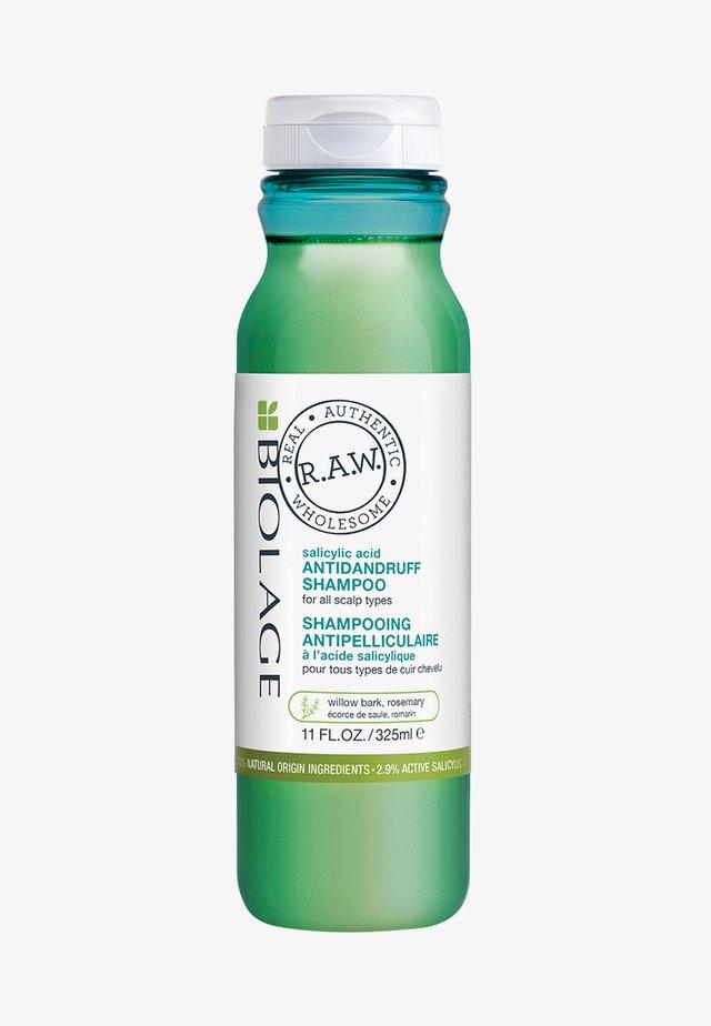 R.A.W. SCALP SHAMPOO - Shampoo - -