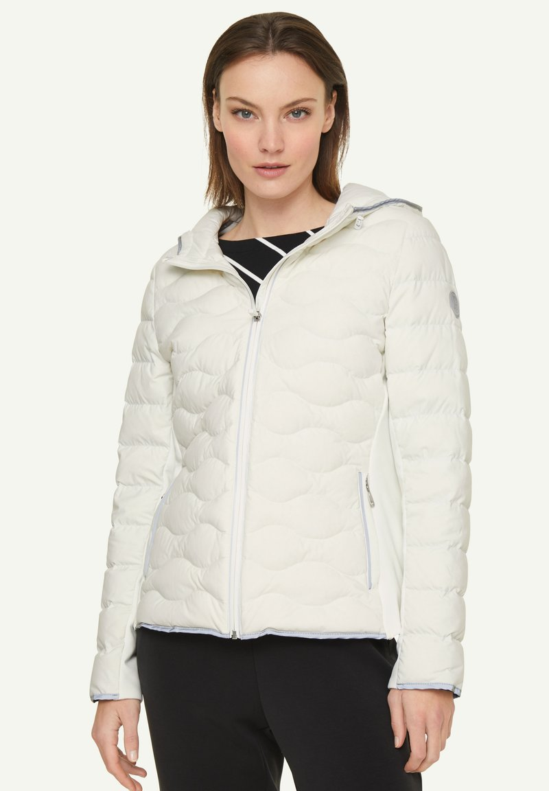 comma casual identity - Down jacket - offwhite