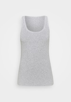 BASIC TANK - Top - grey