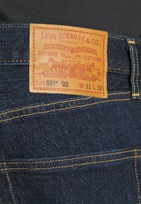 Levi's® - 501® '93 STRAIGHT UNISEX - Vaqueros rectos - heather rinse - 4