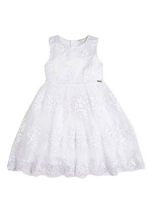 Sukienka koktajlowa - blanc