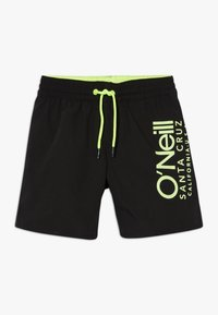 O'Neill - CALI  - Swimming shorts - black out - 0
