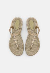 Ilse Jacobsen - CHEERFUL - Pool shoes - platin - 5