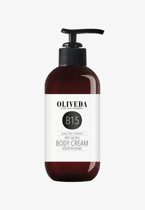 BODY CREAM 200ML ANTI AGING - Fuktighetskräm - -