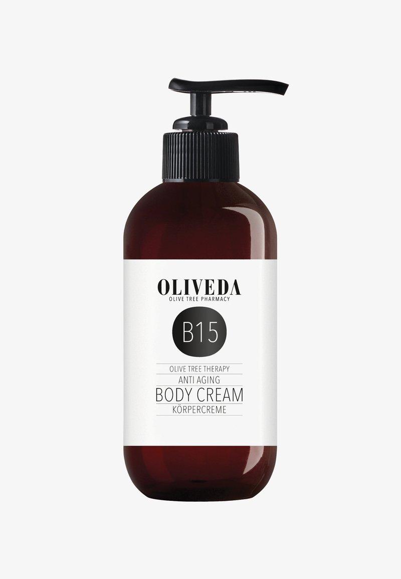 Oliveda - BODY CREAM 200ML ANTI AGING - Idratante - -